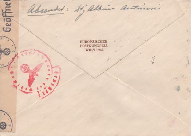 Österreich im III. Reich (Ostmark) Belege - Seite 17 Scan-355