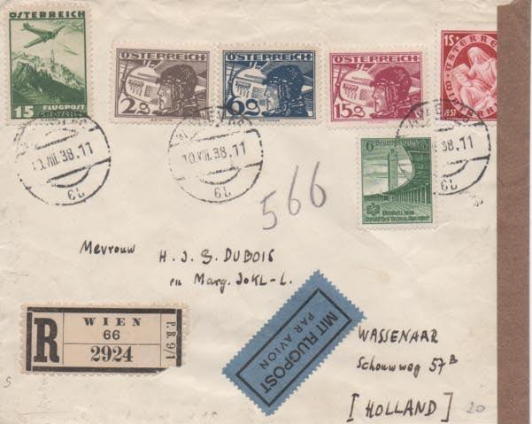 Österreich im III. Reich (Ostmark) Belege - Seite 17 Scan-356