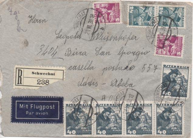Österreich im III. Reich (Ostmark) Belege - Seite 18 Scan-357