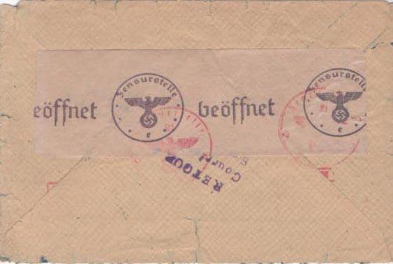 Österreich im III. Reich (Ostmark) Belege - Seite 19 Scan-374