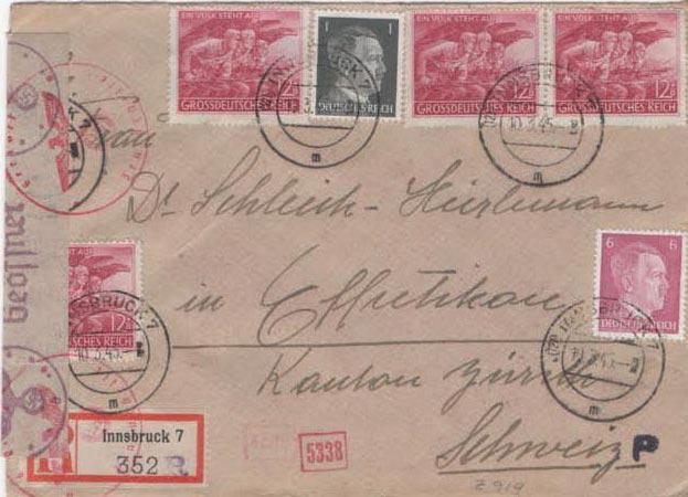 Österreich im III. Reich (Ostmark) Belege - Seite 19 Scan-375