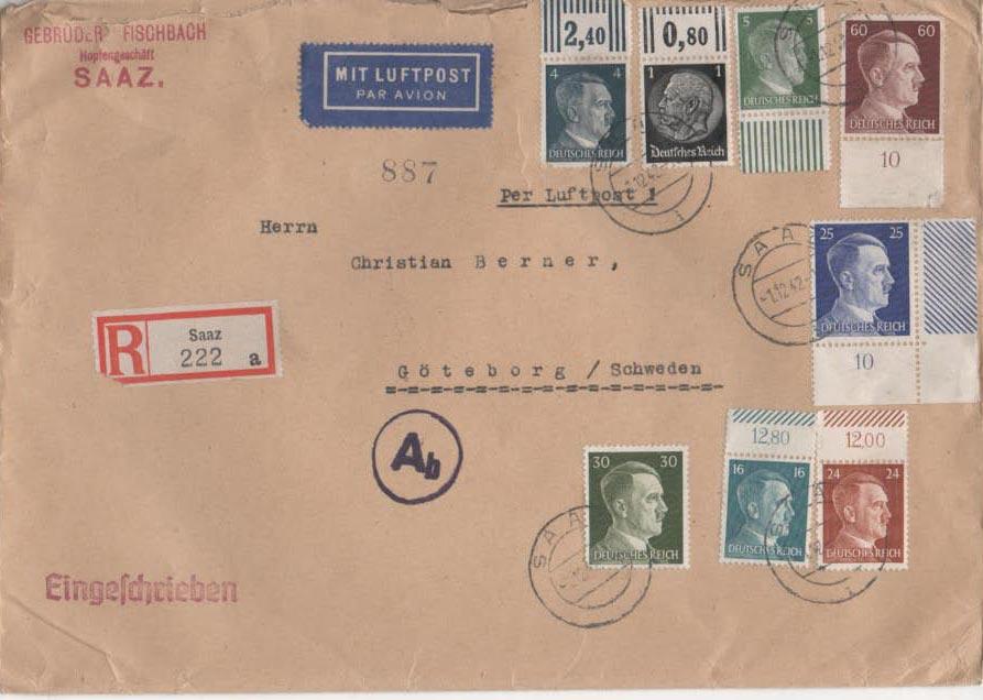 Zensuren unter deutscher Herrschaft bis 1945 - Seite 3 Scan-393