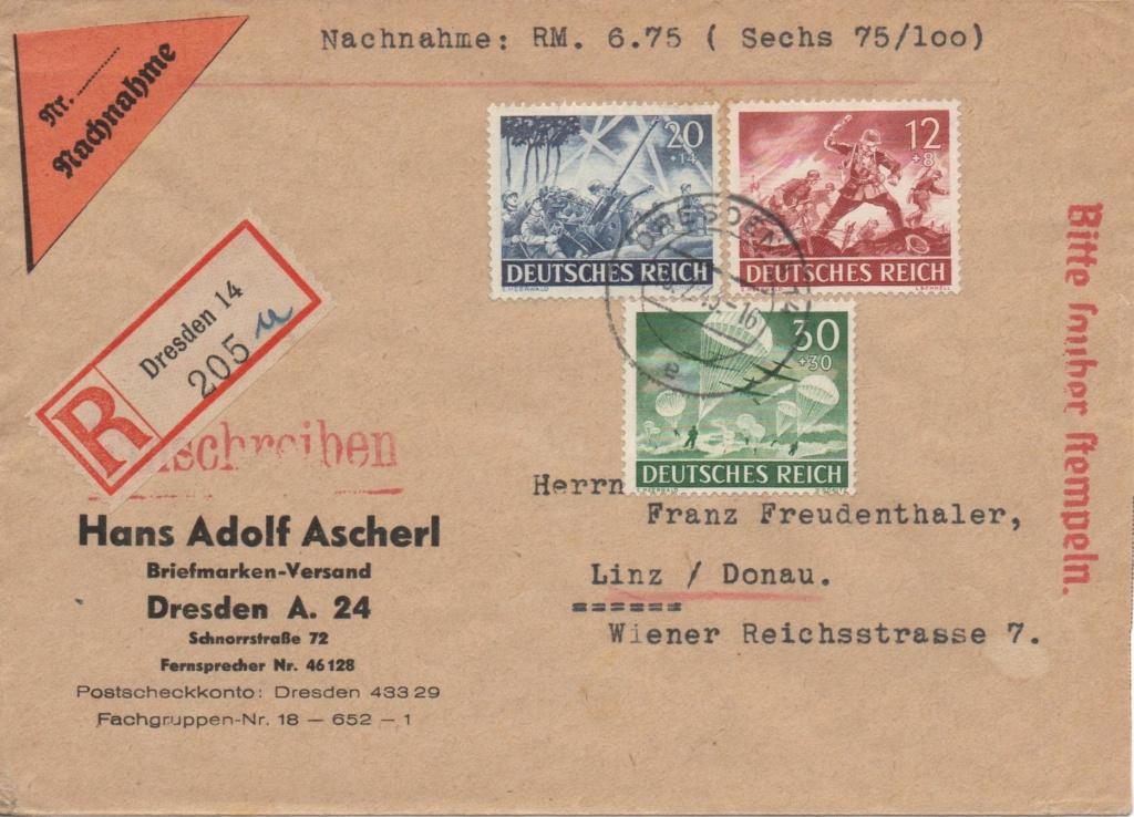 Österreich im III. Reich (Ostmark) Belege - Seite 25 Wehr1i10