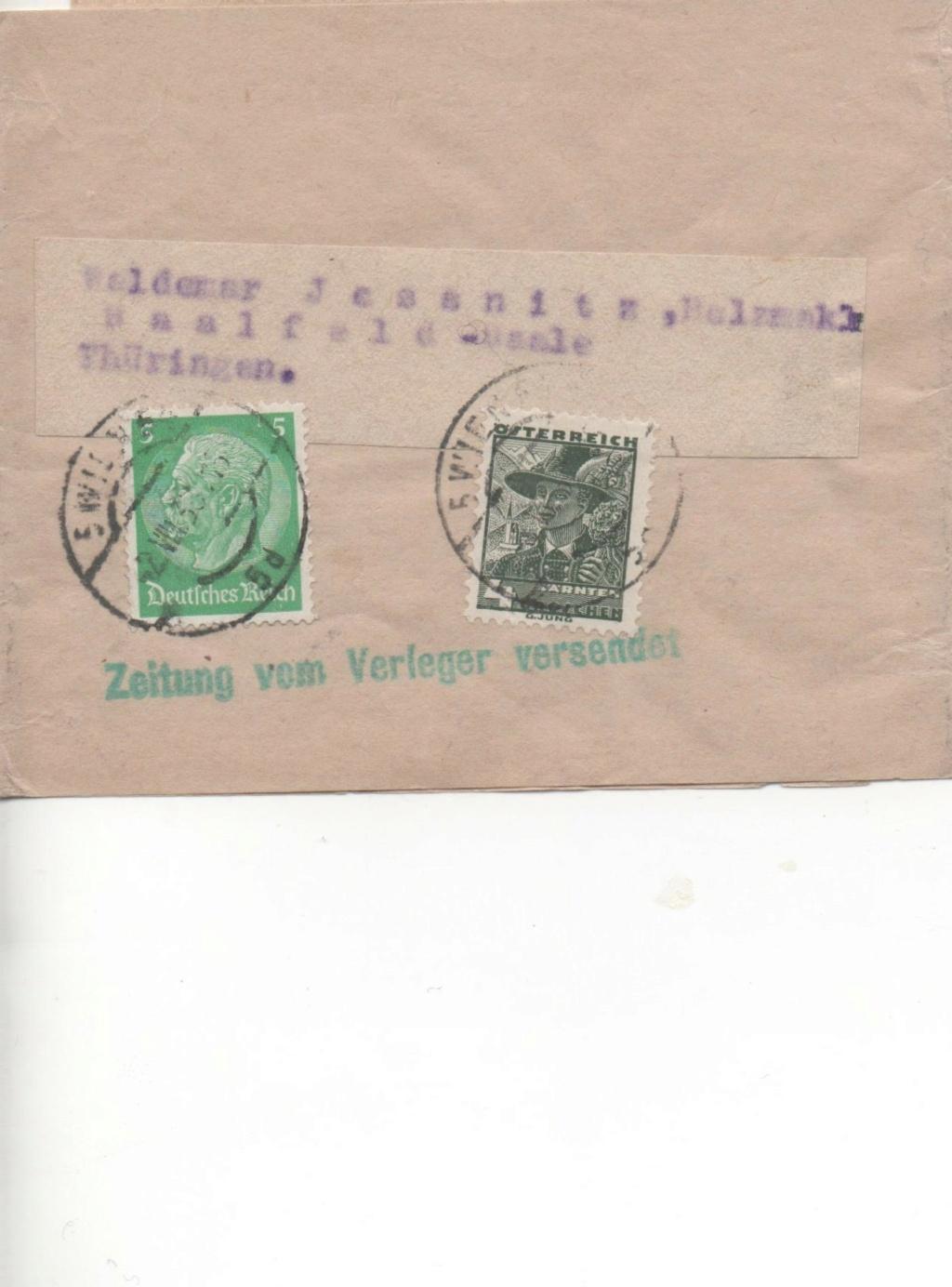 Österreich im III. Reich (Ostmark) Belege - Seite 25 Zeitun10