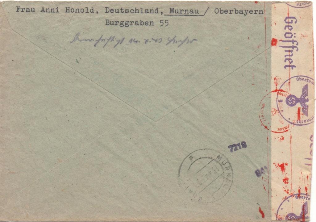 Zensuren unter deutscher Herrschaft bis 1945 - Seite 3 Zensud11
