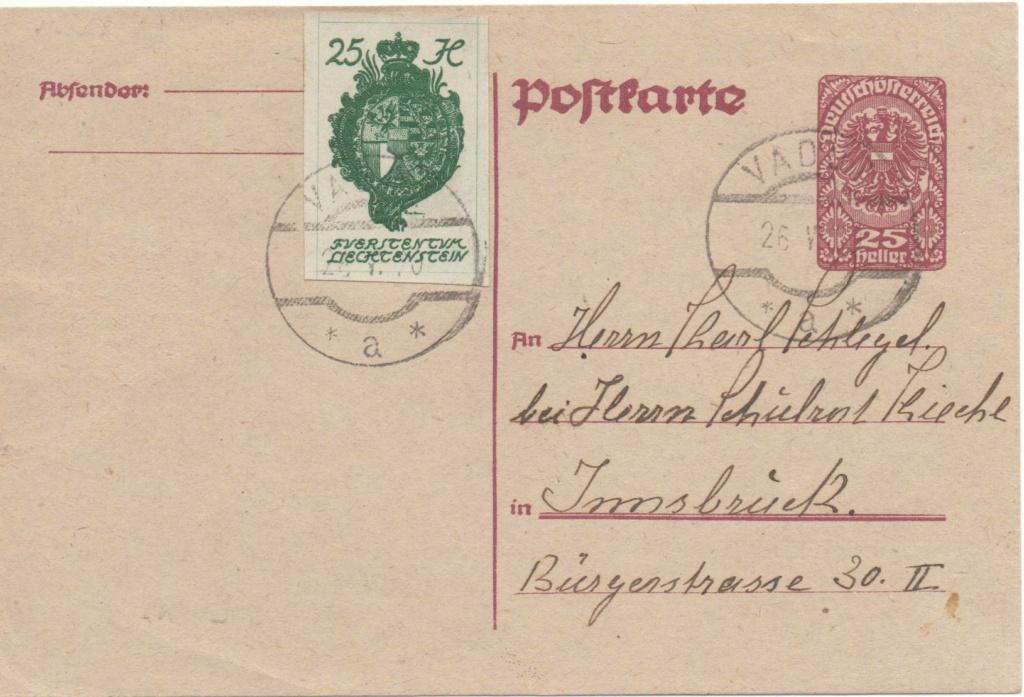 Inflation in Österreich - Belege - 1918 bis 1925 - Seite 28 Zstinf10