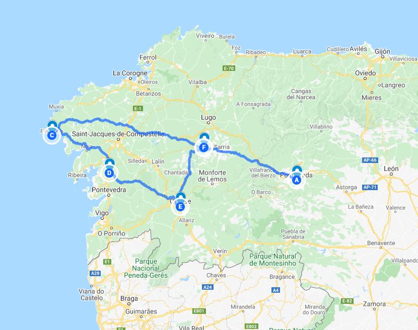 CR: Tour de la Galice en 6 jours (+Vidéo) Captur12