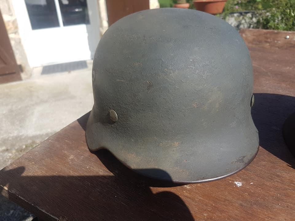 HELP identifier casque M35 avec n° de lot?? d'après Brian ICE 39913611