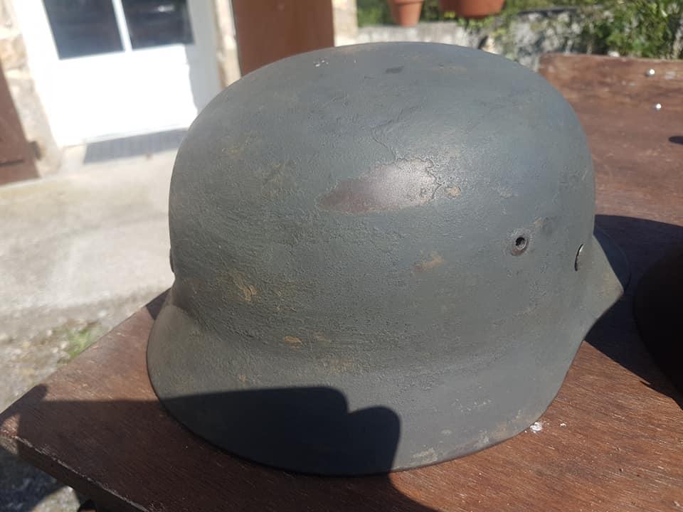 HELP identifier casque M35 avec n° de lot?? d'après Brian ICE 39920010