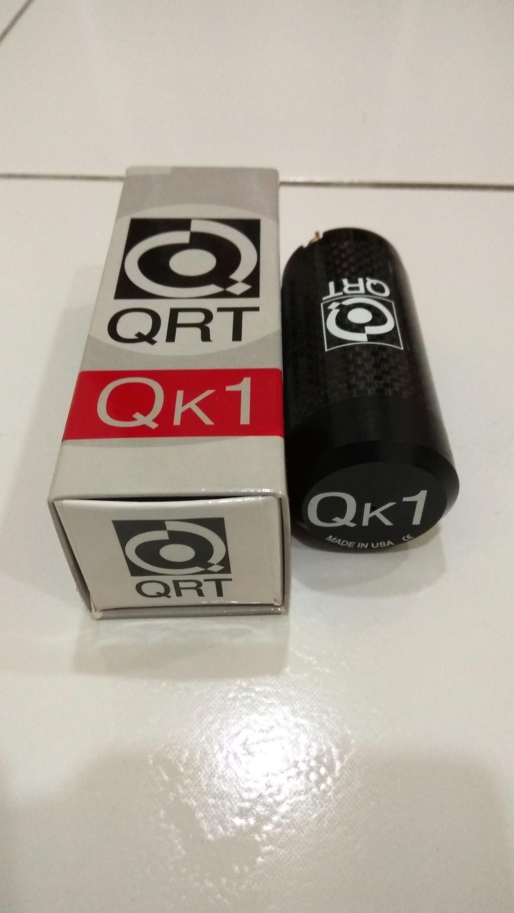 Nordost QRT QK1 AC Line Enhancer (Sold) Img_2018