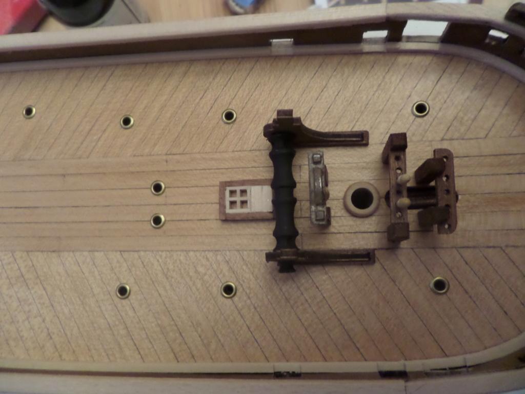Montage du HMS Terror de notre partenaire OCCRE - 1/65 - Page 5 Sam_6022