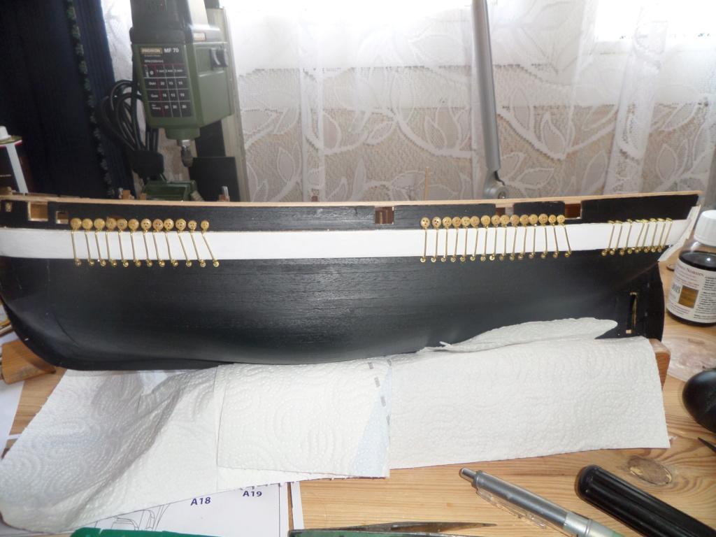 Montage du HMS Terror de notre partenaire OCCRE - 1/65 - Page 6 Sam_6112
