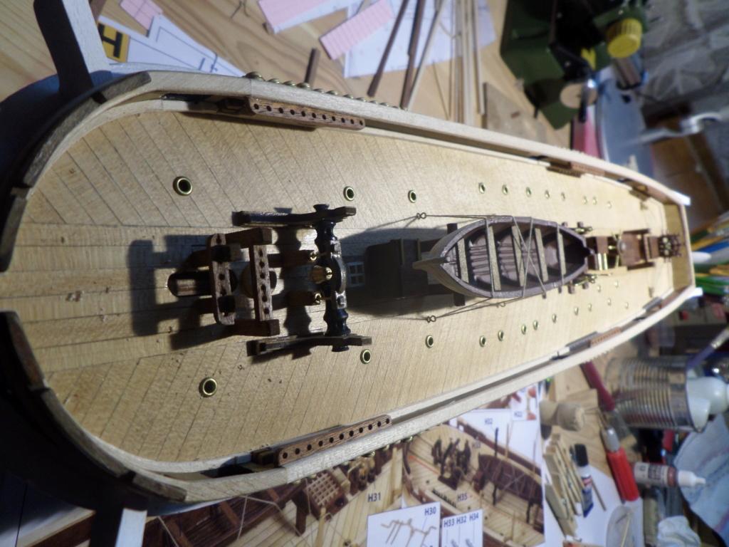 Montage du HMS Terror de notre partenaire OCCRE - 1/65 - Page 6 Sam_6135