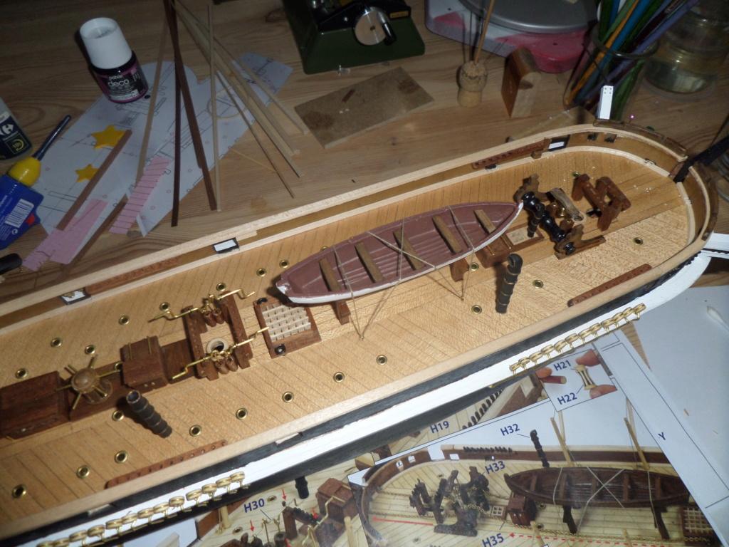 Montage du HMS Terror de notre partenaire OCCRE - 1/65 - Page 6 Sam_6137