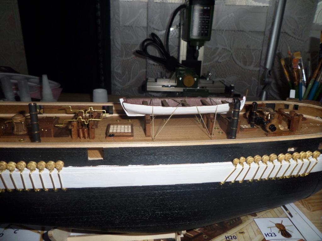Montage du HMS Terror de notre partenaire OCCRE - 1/65 - Page 6 Sam_6139