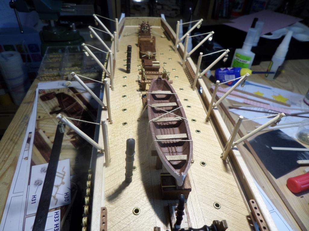 Montage du HMS Terror de notre partenaire OCCRE - 1/65 - Page 7 Sam_6143