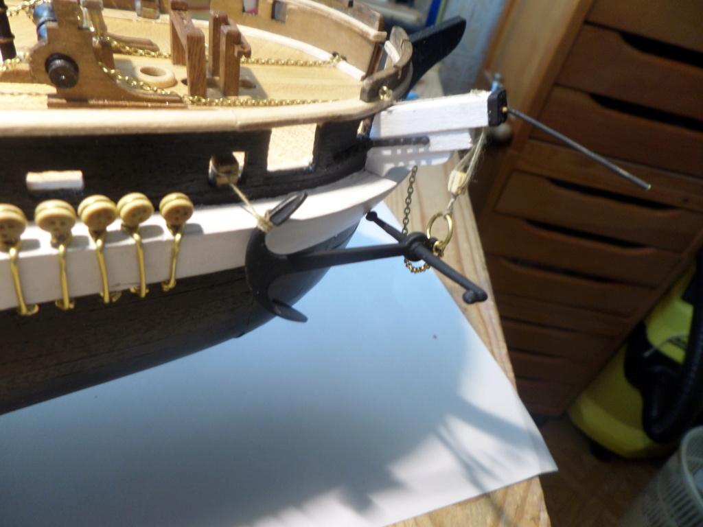 Montage du HMS Terror de notre partenaire OCCRE - 1/65 - Page 7 Sam_6218