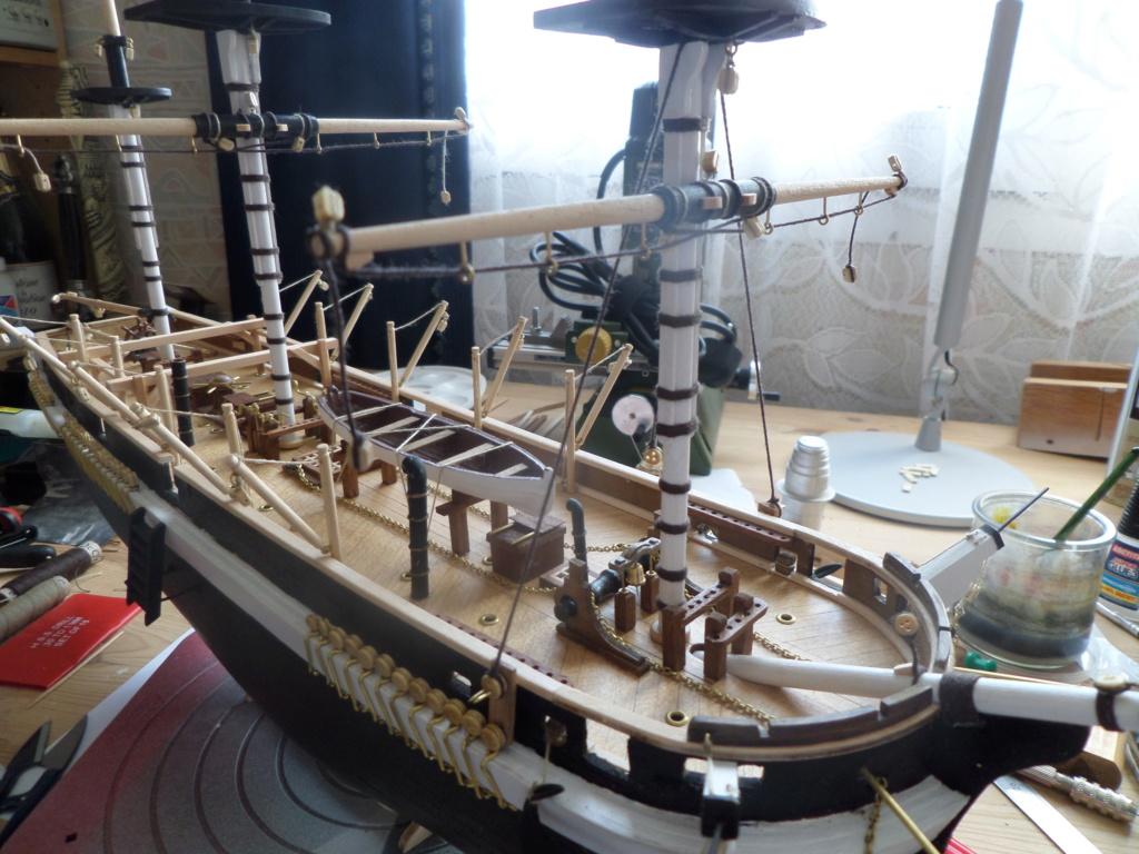 Montage du HMS Terror de notre partenaire OCCRE - 1/65 - Page 9 Sam_6256
