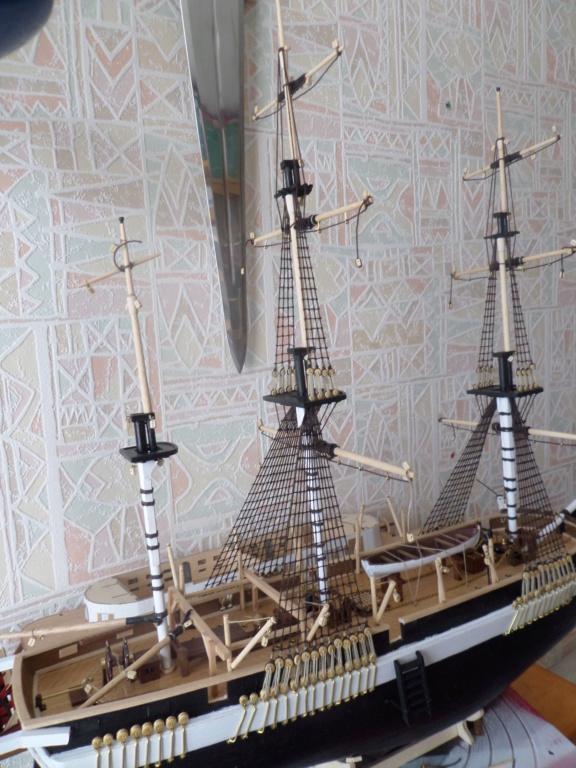 Montage du HMS Terror de notre partenaire OCCRE - 1/65 - Page 10 Sam_6323