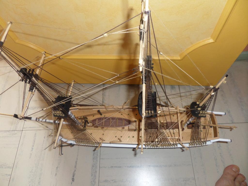 Montage du HMS Terror de notre partenaire OCCRE - 1/65 - Page 9 Sam_6415