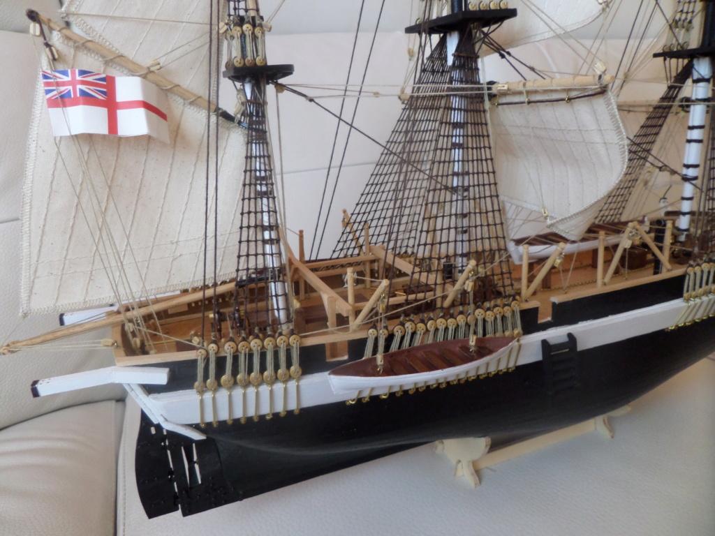 Montage du HMS Terror de notre partenaire OCCRE - 1/65 - Page 10 Sam_6512