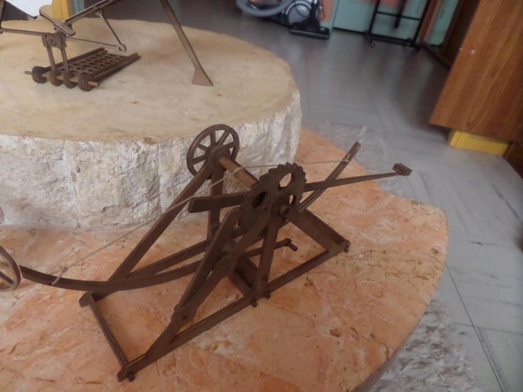Les machines de Léonard de Vinci Sam_7541