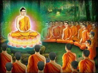 Le récit de l'étoffe - Vattha Sutta - MN 7 00-110