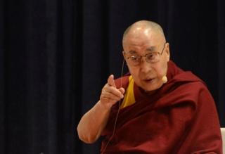Est-il vrai que le dalaï-lama redoute que l'Europe devienne «musulmane ou africaine» ? 12346510