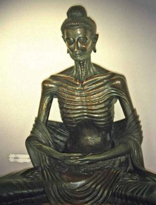 """Maître Eckhart et le bouddhisme """"lorsque Saint Paul ne vit rien, il vit dieu"""" 210"""