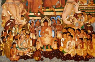 """2 sutras ou le Bouddha prophétise les """"menaces futures"""" 448010"""