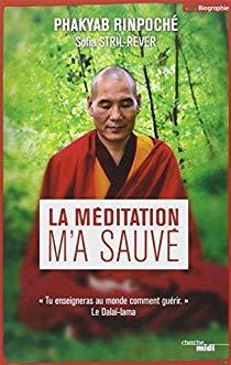 La méditation m'a sauvé: « Tu enseigneras au monde comment guérir » Le Dalaï-Lama 51gqio12