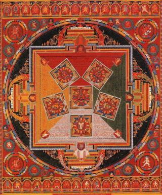 Le Bouddhisme et la politique 800px-15
