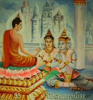 Chetvā Sutta : Que faut-il avoir pourfendu? SN 11.21 Buddha14
