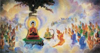 Bālapaṇḍita Sutta - L'ignare et le sage - MN 129 Buddha16