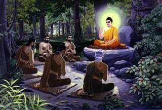 Kakacūpama Sutta - Le récit de la scie - MN 21 Buddha17