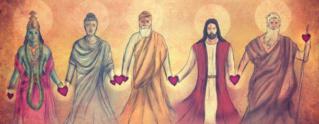 Chercher ensemble ce qui nous réunis tous ce que nous avons en commun ce sur quoi nous sommes d'accord Jesus-10