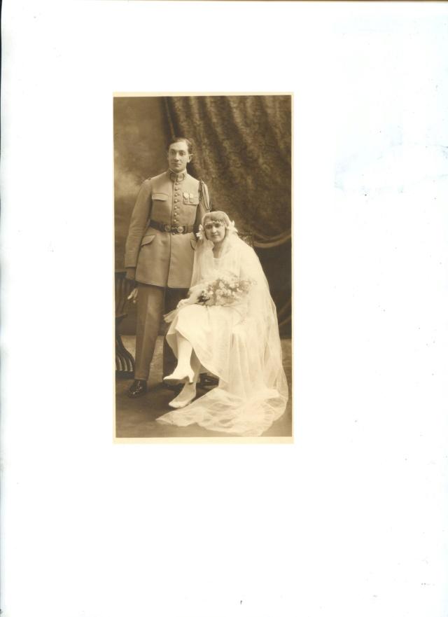 Un grand père soldat dans les années 20 à 40.  Pdf42311