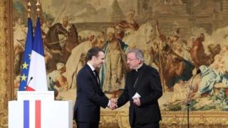 Le parquet de Paris demande la levée de l'immunité diplomatique du représentant du Pape en France Xvm70e10