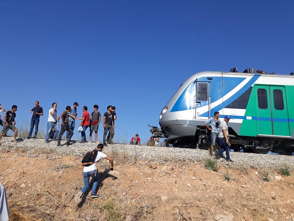 قطار الضاحية الجنوبية ينجو من كارثة 37930210