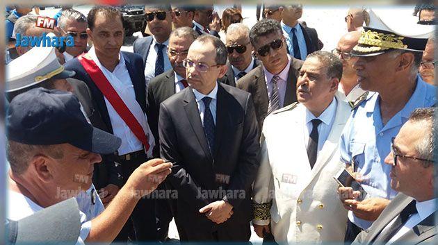 قال وزير الداخلية هشام الفراتي في تعليقه على عملية السطو المسلح Io-acy10