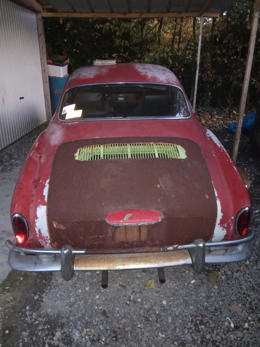 Karmann 68 Karman14