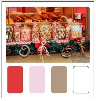 Christmas village @ Cards {Chalet des spécialités régionales} du 11 Novembre by Silcaméo Inspi_14