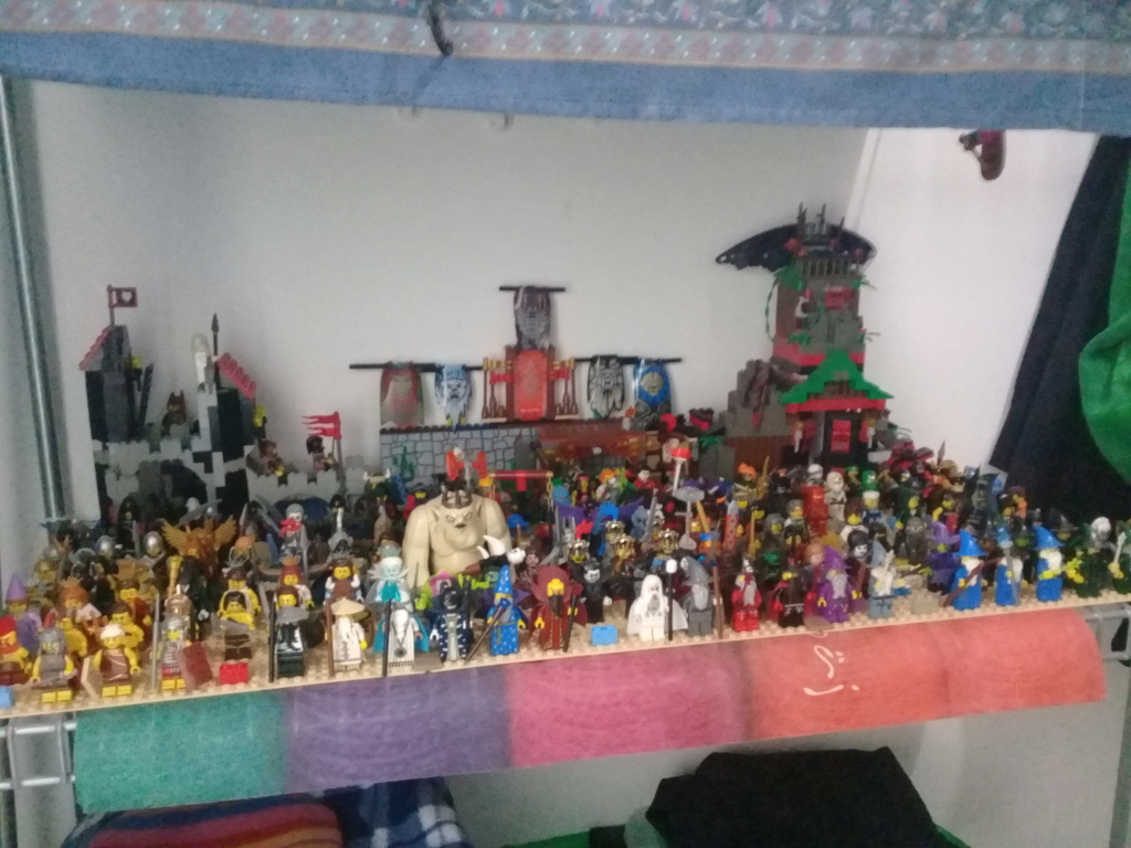 Colecciones LEGO 20180511