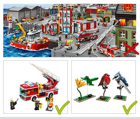 LEGO IDEAS - como funciona? 55436110