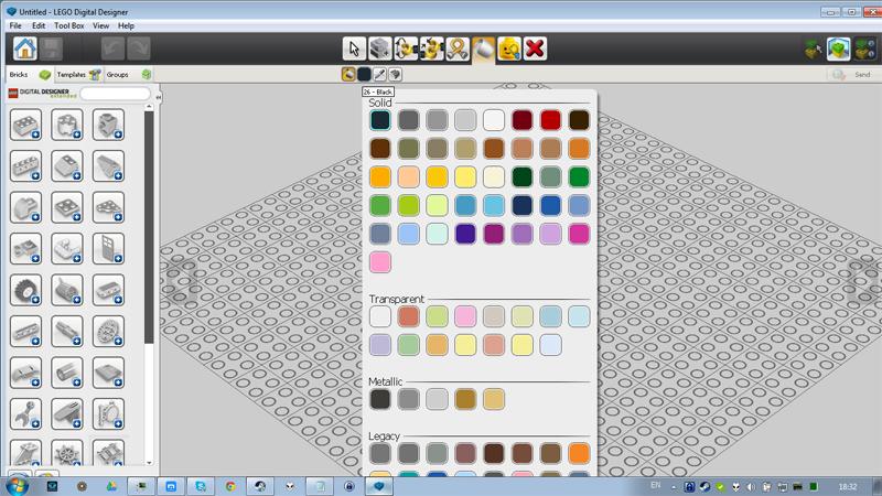 Diseño de modelos en LEGO por computadora - LEGO Digital Designer Ts7ggg10