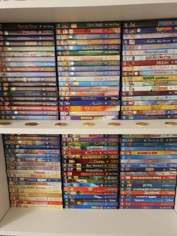 [Photos] Postez les photos de votre collection de DVD et Blu-ray Disney ! - Page 11 20180810