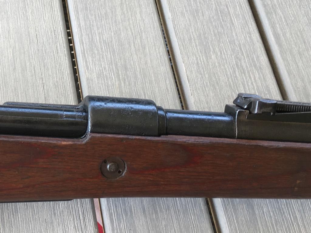 Suite et fin (page 3) Restauration Mauser k98 byf 42 - Page 3 26da6310