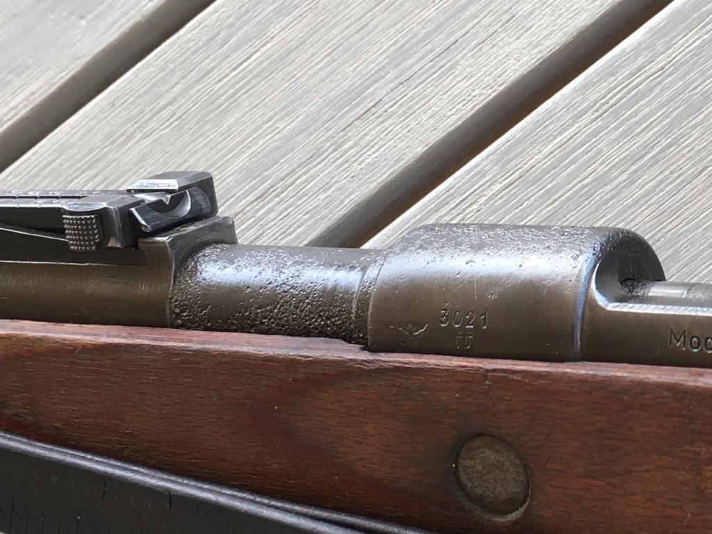 Suite et fin (page 3) Restauration Mauser k98 byf 42 3054ea10