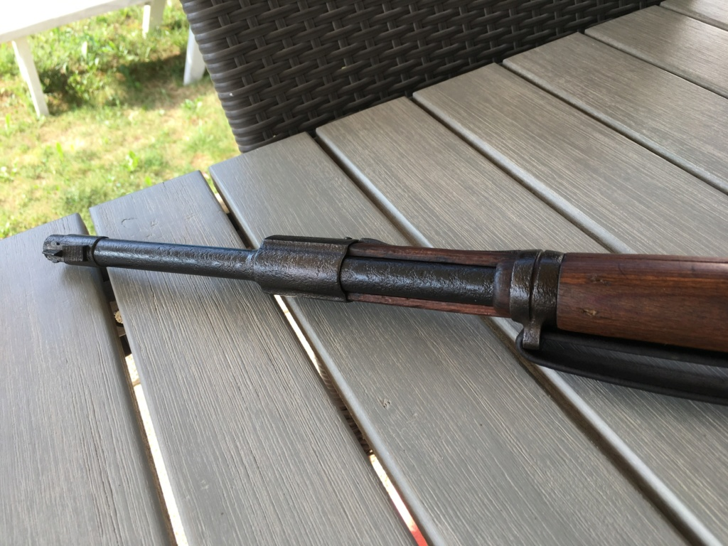 Suite et fin (page 3) Restauration Mauser k98 byf 42 - Page 3 61002f10