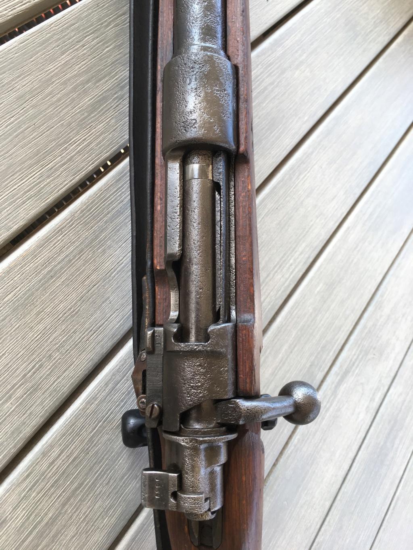 Restauration Mauser k98 byf 42 - Page 3 7e8d3810